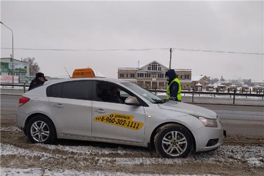 Межведомственная комиссия при Минтрансе Чувашии усиливает работу по выявлению нелегальных таксистов