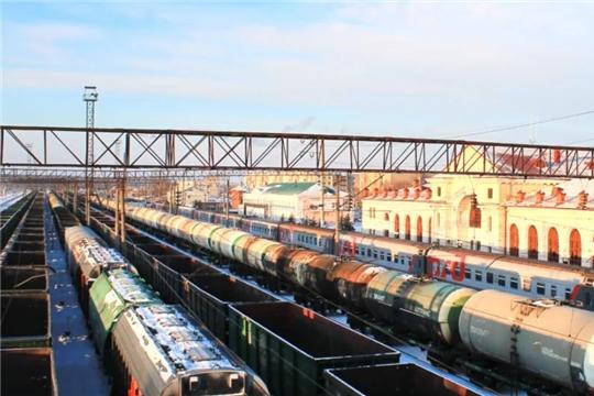 С 13 декабря ряд пригородных поездов Канаш-Алатырь-Канаш будет курсировать по новому расписанию