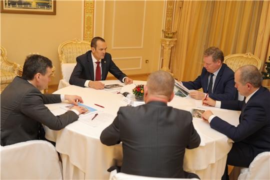 Глава Чувашии Михаил Игнатьев провел совещание по подготовке и проведению 100-летия образования Чувашской автономной области