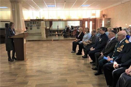 В столичном комплексном центре социального обслуживания населения обсудили итоги работы за 2019 год
