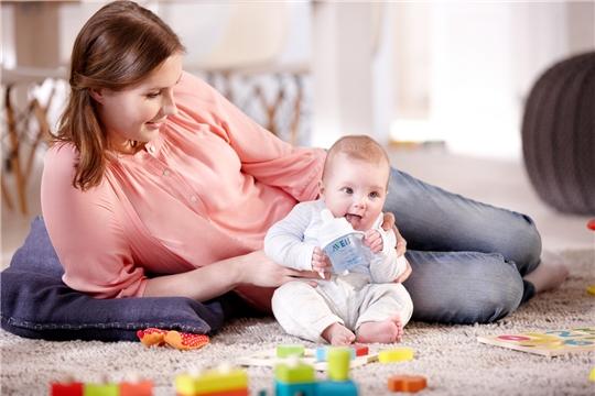 В январе семьи с детьми получили социальные выплаты на сумму более 30 млн рублей
