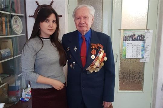 В рамках проекта «Десант Победы» оказана помощь 12 ветеранам Великой Отечественной войны
