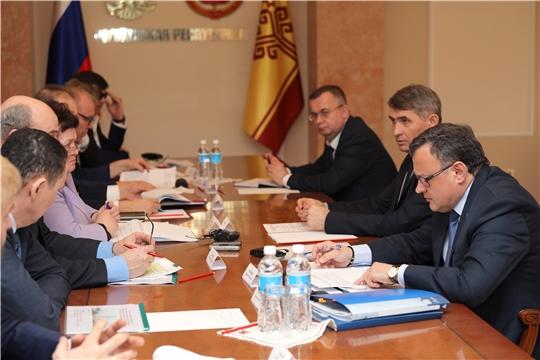Олег Николаев обсудил с парламентариями изменения в республиканском бюджете