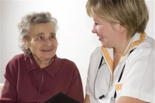 В учреждениях соцобслуживания населения Чувашии организован строгий контроль за состоянием здоровья подопечных