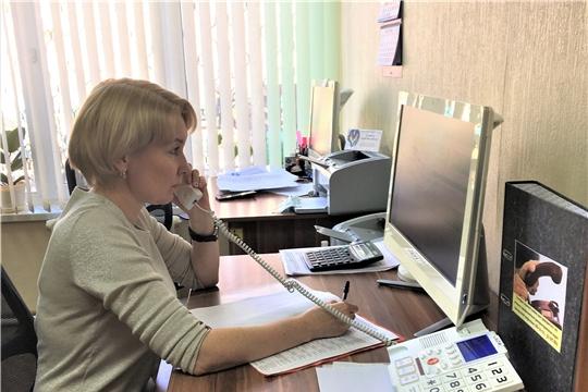 В столичном комплексном центре соцобслуживания работает «горячая линия» для граждан старше 60 лет