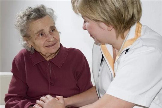 В социальных учреждениях республики организован ежедневный мониторинг здоровья подопечных