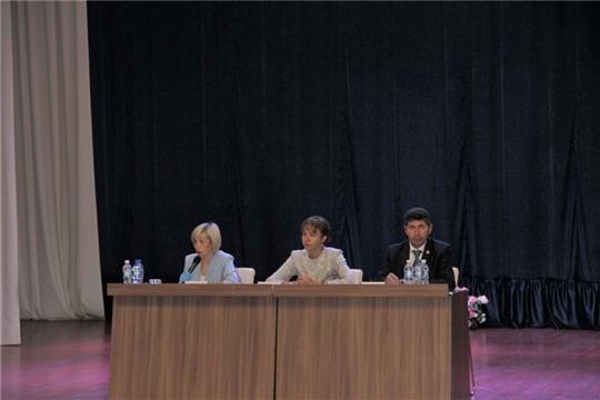 В Цивильске прошло рабочее совещание с участием Алены Елизаровой  по поддержке граждан на основании социальных контрактов