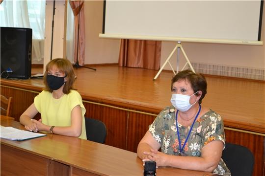 Министр труда и социальной защиты посетила Алатырь