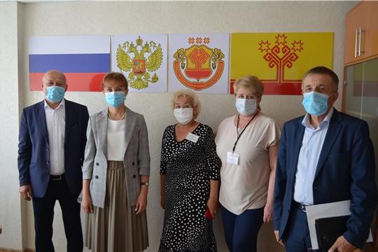 Рабочая поездка министра Алены Елизаровой в Цивильский, Чебоксарский и Мариинско-Посадский районы