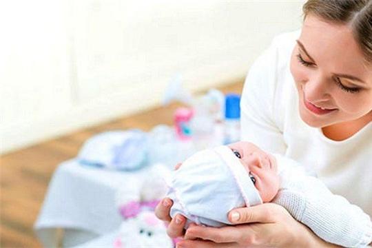 С начала 2020 года на выплаты в связи с рождением первого ребенка направлено 455,5 млн рублей