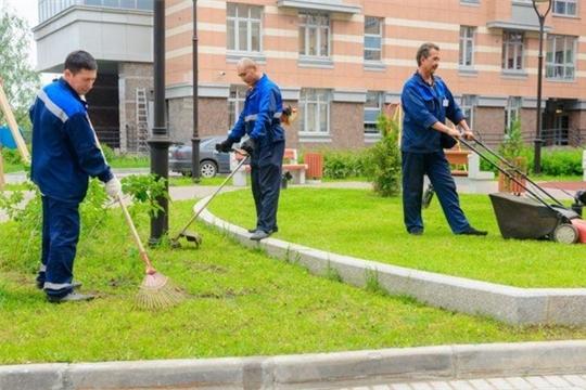 С начала 2020 года в Чебоксарах на временные общественные работы трудоустроено 605 человек