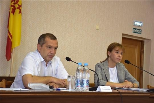 Министр труда Алена Елизарова продолжает посещать районы республики