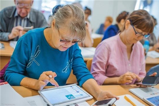 С начала года в Чувашии 772 гражданина 50 лет и старше направлены на профобучение