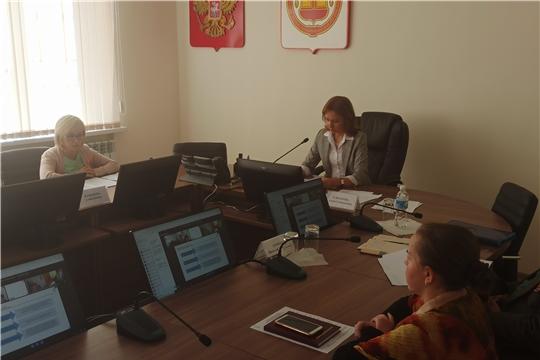 Состоялось очередное заседание Совета при Главе Чувашской Республики по делам инвалидов