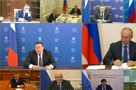 Министр труда России отметил Чувашию в качестве успешного примера оказания помощи малоимущим в рамках социального контракта