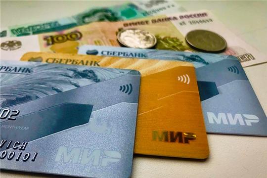 Минтруд Чувашии: с начала года сумма социальных выплат безработным гражданам превысила 1,4 млрд рублей