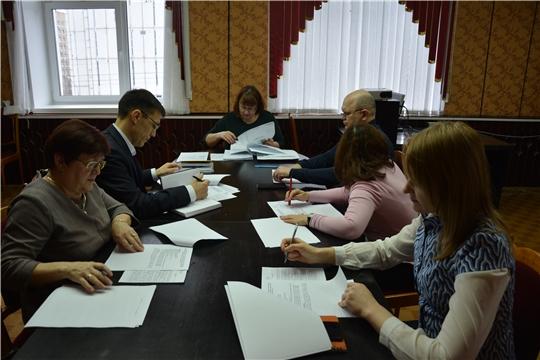 Заседание межведомственной комиссии по пересмотру результатов определения вида фактического использования объектов недвижимости 17.01.2020