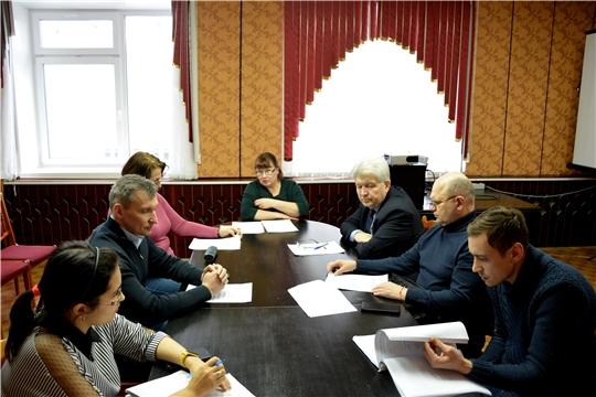 В Минюсте Чувашии состоялось заседание Комиссии по рассмотрению споров о результатах определения кадастровой стоимости