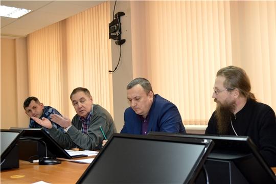 Состоялось заседание Комиссии по вопросам помилования при Главе Чувашской Республики