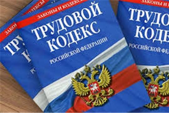 В Трудовом кодексе Российской Федерации предлагается закрепить норму о временной или частичной дистанционной форме работы