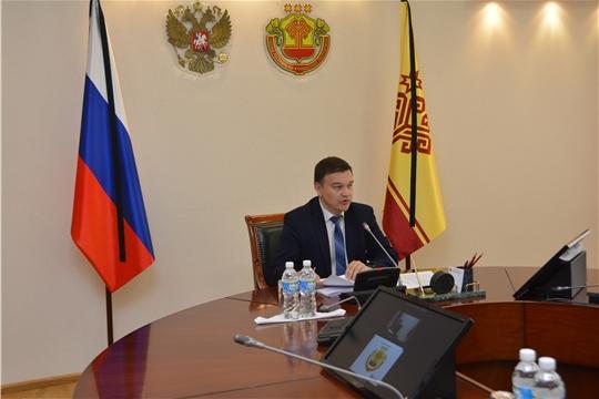 Состоялось Координационное совещание при Главе Чувашской Республики по обеспечению правопорядка