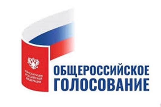 Руководитель Госслужбы Чувашии по делам юстиции Дмитрий Сержантов принял участие в голосовании по поправкам в Конституцию Российской Федерации