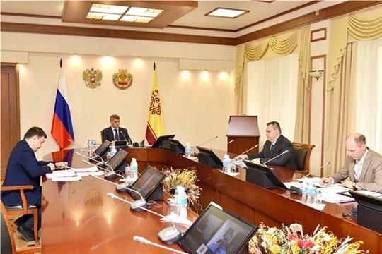Заседание Координационного совещания при Главе Чувашской Республики по обеспечению правопорядка