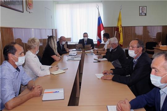 Дмитрий Сержантов посетил Урмарский, Янтиковский и Козловский районы Чувашской Республики