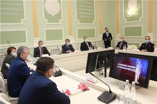 Юридическая общественность Чувашской Республики отметила День юриста