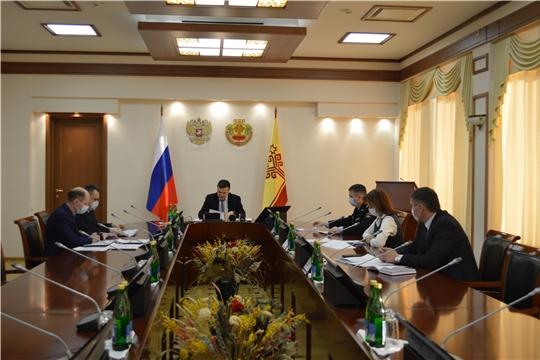 Обсуждены актуальные вопросы профилактики правонарушений на территории Чувашской Республики