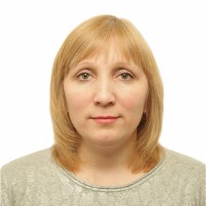 Арсентьева Наталия Георгиевна