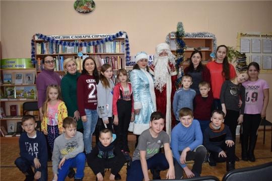 Состоялся новогодний квест «Тайны Деда Мороза»