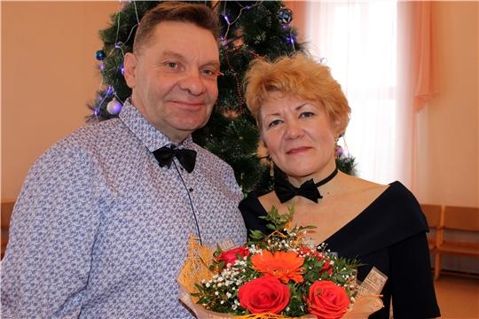 В Моргаушском районе зарегистрирована 1-ая пара 2020 года