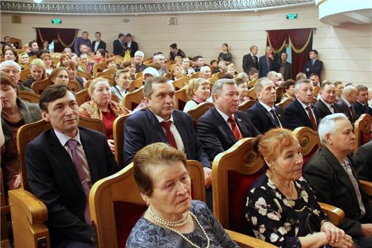 Жители Моргаушского района отметили 76-летие родного района:  «каждый  житель района своим трудом делает свой район одним из лучших в республике»