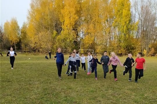 В Моргаушском районе продолжается осенний этап республиканской акции «Молодежь за здоровый образ жизни»