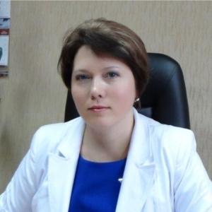 Иванова Елена Львовна