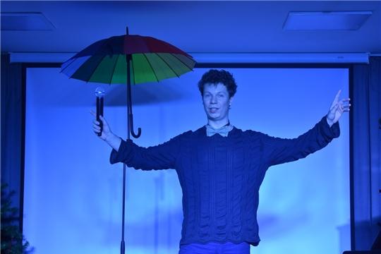 В Академии искусств прошел благотворительный концерт актера Егора Сальникова (г. Москва)