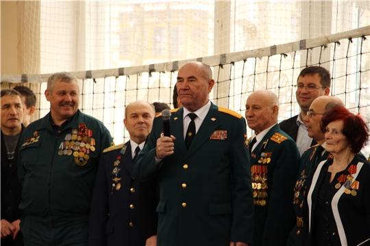 Год памяти и славы в Московском районе г. Чебоксары начинается с мероприятий военно-патриотической направленности