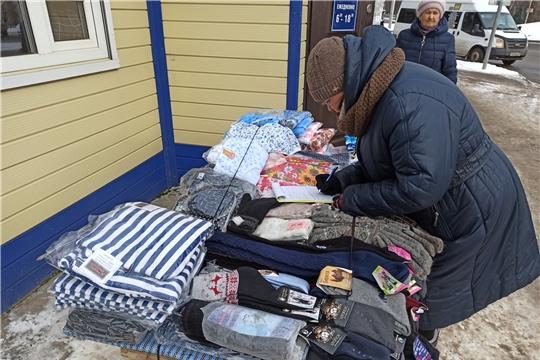 На улицах Московского района г. Чебоксары пресечены факты нелегальной торговли