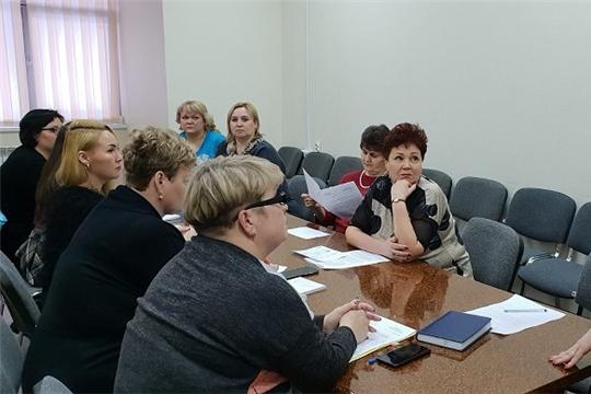 В АО «Чебоксарское производственное объединение им. В.И. Чапаева» возобновляет работу Совет женщин