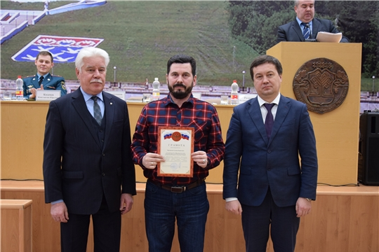 В администрации Московского района г. Чебоксары подвели итоги работы системы ГО и ЧС за 2019 год