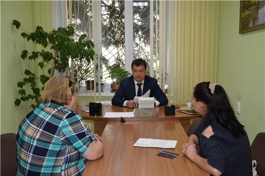 6 февраля глава администрации Московского района г. Чебоксары Андрей Петров проведет «Прямую линию»