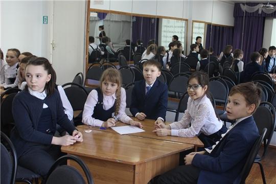 В учреждениях культуры Московского района г. Чебоксары для детей проводятся уроки об экологической культуре
