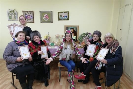 Жители северо-западного района стали участниками праздничной программы «Все на Масленицу!»