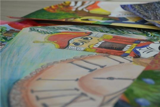 На Всероссийский конкурс детского художественного творчества «Зримые образы музыки П.И. Чайковского» поступили первые работы