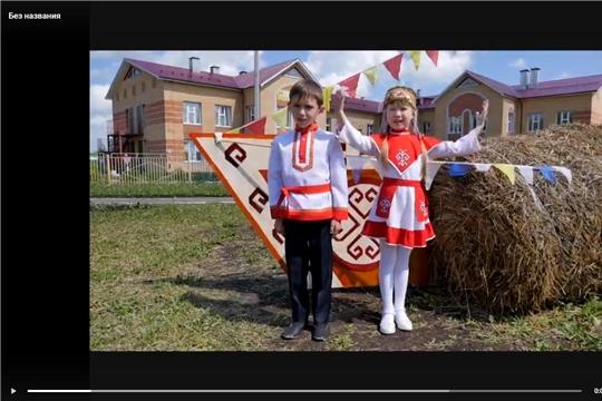 В Интернет-пространстве набирает обороты эстафета «Хоровод дружбы» ко Дню России