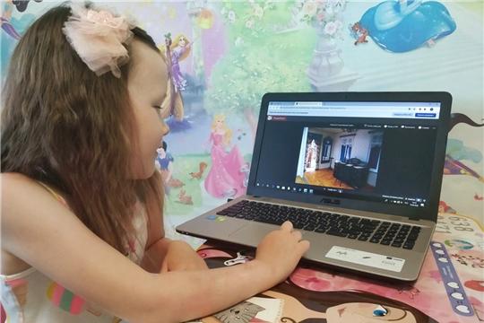 Юные чебоксарцы посетили виртуальную экскурсию в музеи, посвященную 100-летию образования Чувашской автономной области