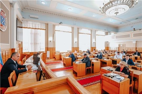 Благоустройство и оформление Чебоксар к Дню Республики завершится до конца недели