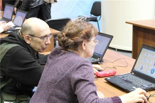 В формате онлайн состоится компьютерное многоборье среди пенсионеров