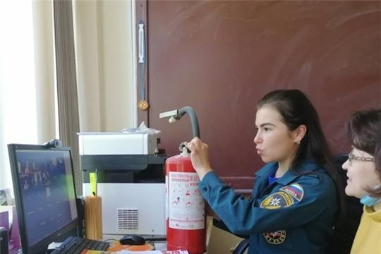 В летний период в столице Чувашии проходит профилактическая акция «Каникулы в БезОпасности»